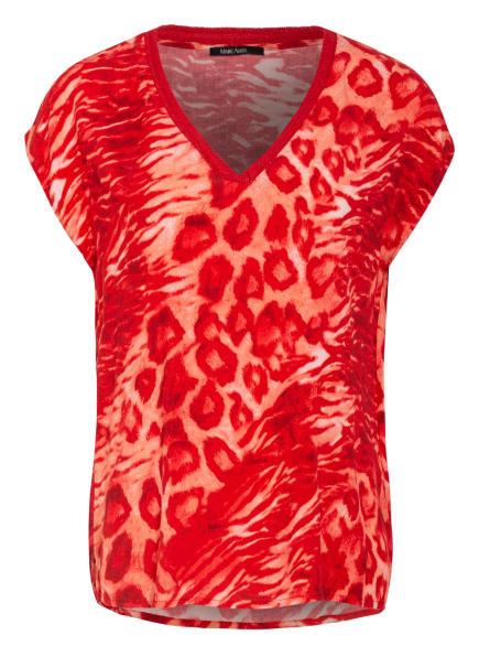 MARC AUREL Blusenshirt, Farbe: ROT/ HELLROT (Bild 1)