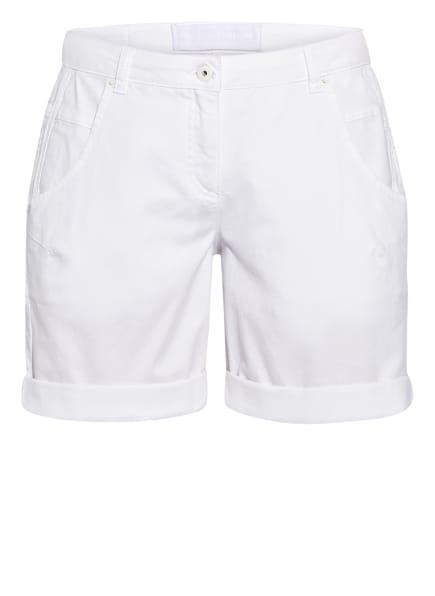 MARC AUREL Jeans-Shorts, Farbe: WEISS (Bild 1)