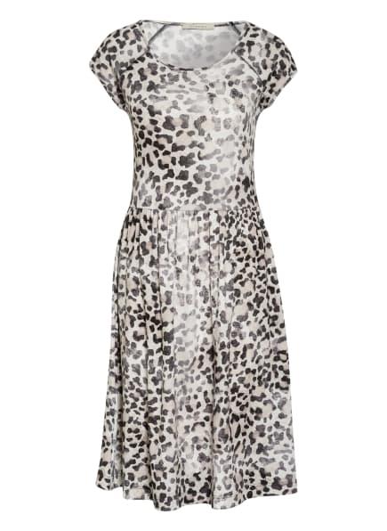 lilienfels Jerseykleid, Farbe: SCHWARZ/ WEISS (Bild 1)