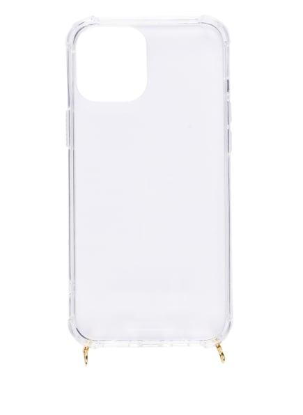CHEEKY CHAIN MUNICH Smartphone-Hülle, Farbe: GOLD (Bild 1)