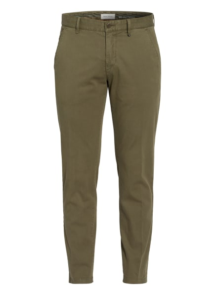Marc O'Polo Chino Tapered Fit, Farbe: OLIV (Bild 1)
