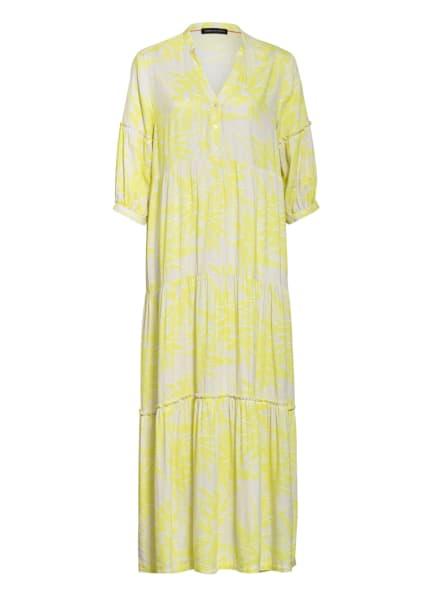 twenty six peers Kleid mit 3/4-Arm, Farbe: CREME/ GELB (Bild 1)