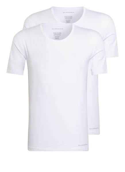 BALDESSARINI 2er-Pack T-Shirts , Farbe: WEISS (Bild 1)
