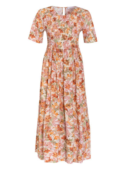rich&royal Kleid, Farbe: ECRU/ HELLROSA/ HELLGRÜN (Bild 1)