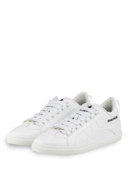 DSQUARED2 Sneaker , Farbe: 1062 BIANCO (Bild 1)