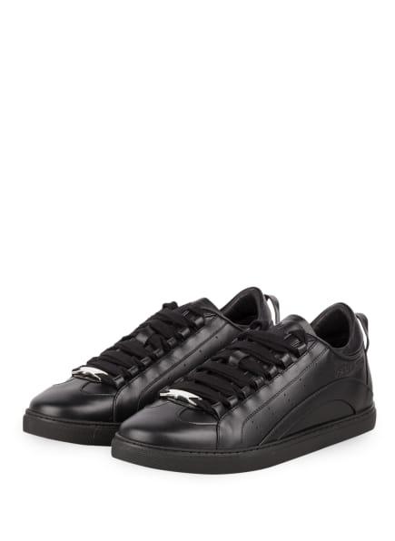 DSQUARED2 Sneaker , Farbe: SCHWARZ (Bild 1)