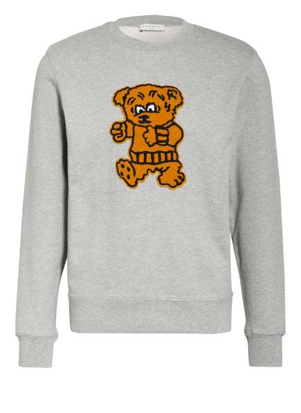 sandro Sweatshirt, Farbe: GRAU (Bild 1)