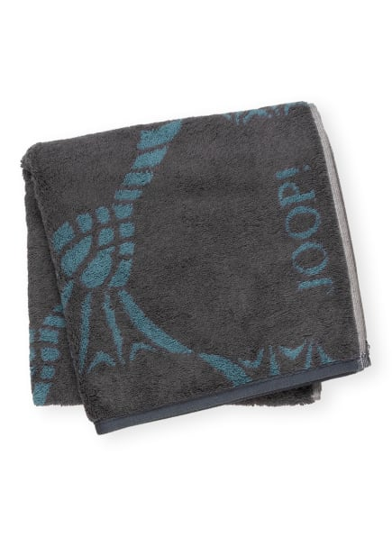 JOOP! Handtuch INFINITY, Farbe: GRAU/ BLAU (Bild 1)