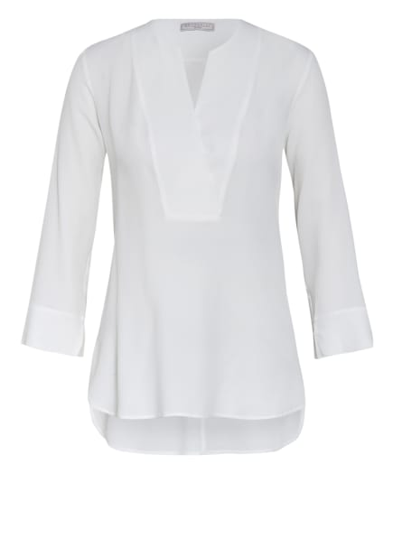 ANTONELLI firenze Blusenshirt mit Seide, Farbe: WEISS (Bild 1)