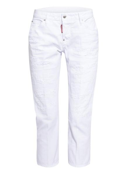DSQUARED2 7/8-Jeans COOL GIRL , Farbe: 100 WHITE (Bild 1)