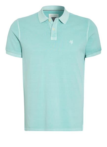 Marc O'Polo Piqué-Poloshirt, Farbe: MINT (Bild 1)