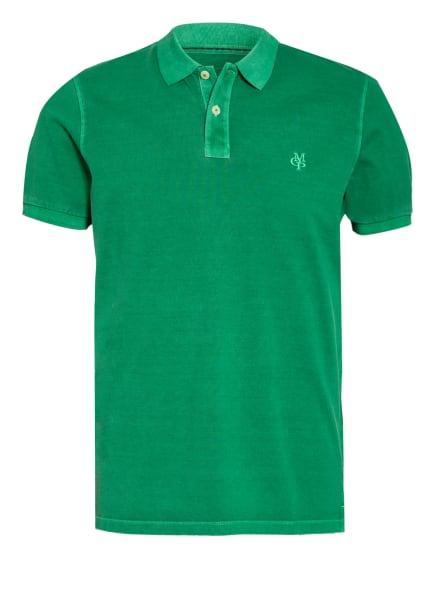 Marc O'Polo Piqué-Poloshirt, Farbe: GRÜN (Bild 1)