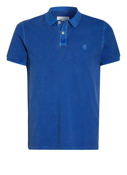 Marc O'Polo Piqué-Poloshirt, Farbe: BLAU (Bild 1)