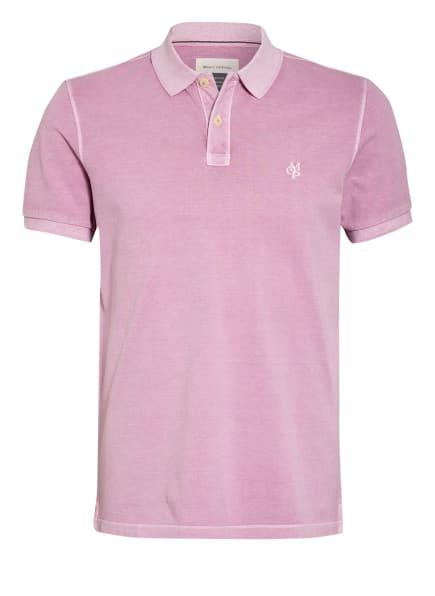 Marc O'Polo Piqué-Poloshirt, Farbe: HELLLILA (Bild 1)