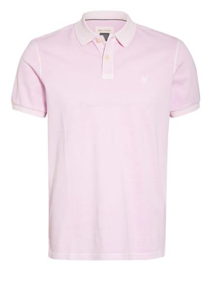 Marc O'Polo Piqué-Poloshirt, Farbe: ROSA (Bild 1)