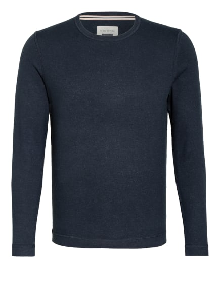 Marc O'Polo Pullover, Farbe: DUNKELBLAU (Bild 1)