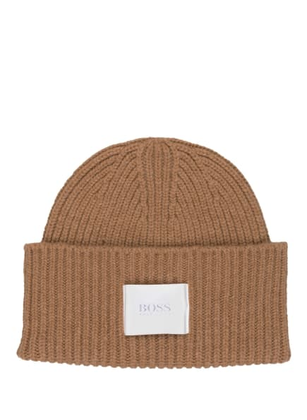 BOSS Mütze ZALANY, Farbe: COGNAC (Bild 1)