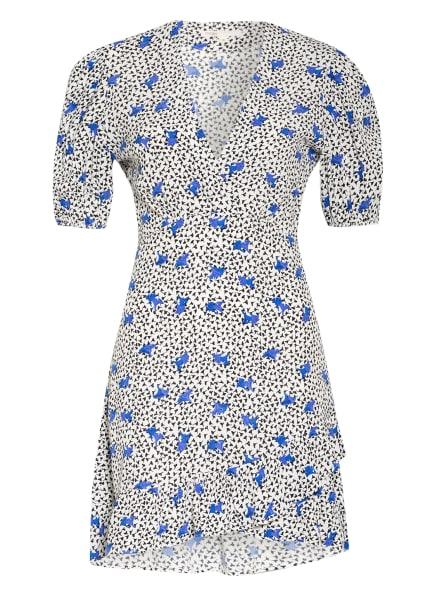 maje Kleid RIPENSEE, Farbe: WEISS/ BLAU/ SCHWARZ (Bild 1)