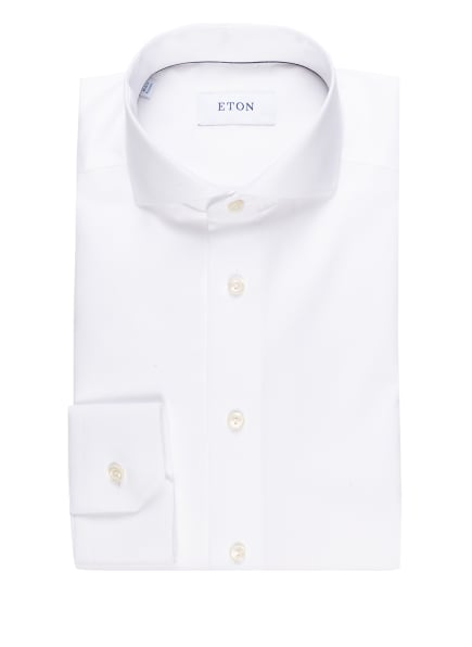 ETON Hemd Slim Fit, Farbe: WEISS (Bild 1)