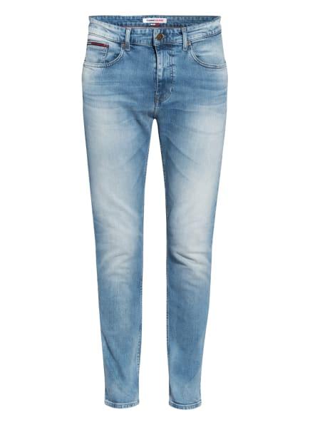 TOMMY JEANS Jeans AUSTIN Slim Fit, Farbe: 1AB Wilson Light Blue Stretch (Bild 1)