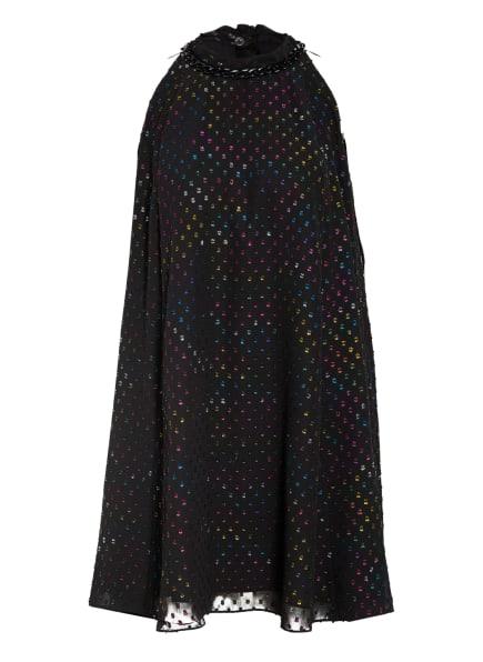 damsel in a dress Kleid CEREN, Farbe: SCHWARZ/ ROT/ GOLD (Bild 1)