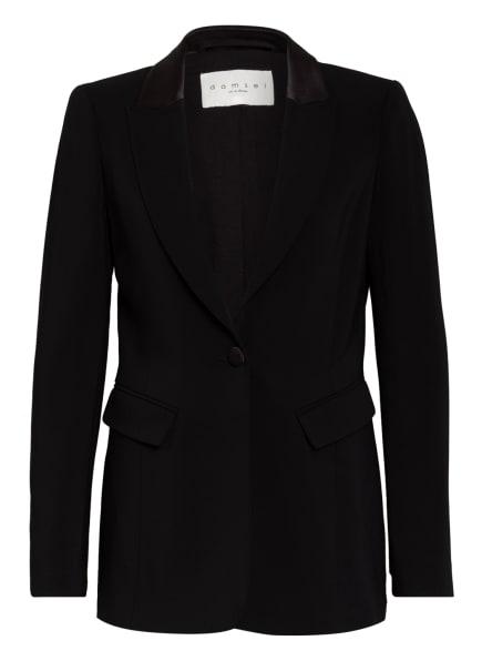 damsel in a dress Blazer ELISE, Farbe: SCHWARZ (Bild 1)