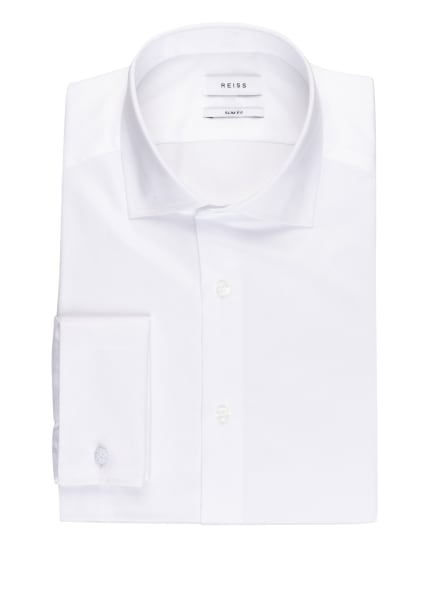 REISS Hemd DETROLLER Slim Fit, Farbe: WEISS (Bild 1)