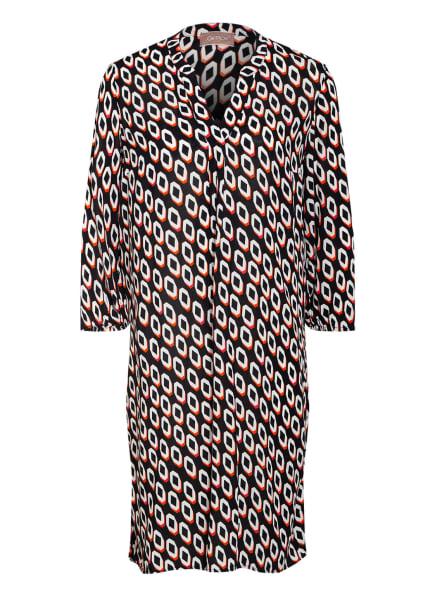 CARTOON Kleid mit 3/4-Arm , Farbe: SCHWARZ/ WEISS/ ROT (Bild 1)