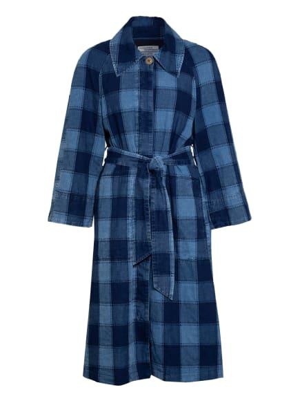 BAUM UND PFERDGARTEN Mantel DEZIE, Farbe: BLAU/ HELLBLAU/ DUNKELBLAU (Bild 1)