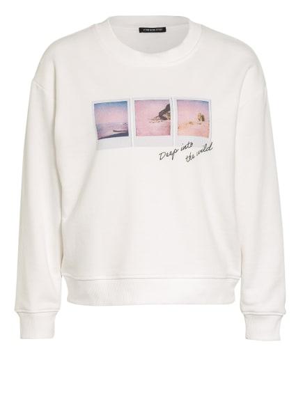 ONE MORE STORY Sweatshirt, Farbe: WEISS (Bild 1)