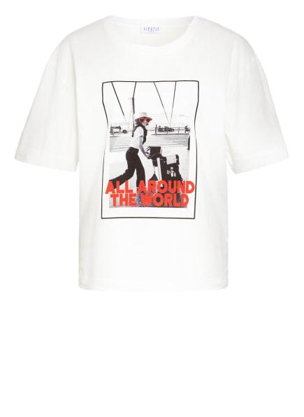 CLAUDIE PIERLOT T-Shirt TIAM, Farbe: WEISS (Bild 1)