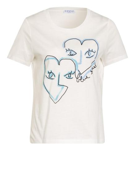 CLAUDIE PIERLOT T-Shirt TOREAD, Farbe: WEISS (Bild 1)