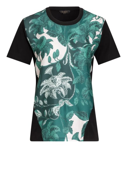 TED BAKER T-Shirt, Farbe: SCHWARZ/ GRÜN/ WEISS (Bild 1)