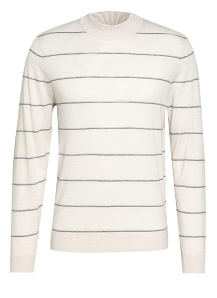 TED BAKER Pullover NOCAL, Farbe: CREME/ GRAU (Bild 1)