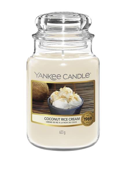 YANKEE CANDLE COCONUT RICE CREAM (Bild 1)