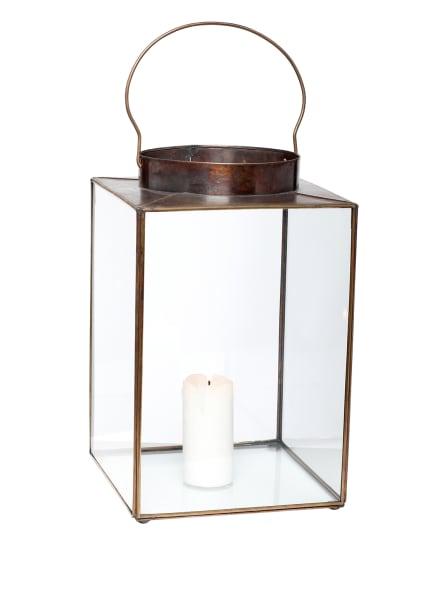 HÜBSCH Laterne, Farbe: glas/metall (Bild 1)