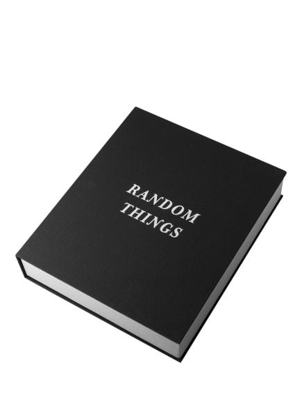 PRINTWORKS Aufbewahrungsbox RANDOM THINGS, Farbe: SCHWARZ/ BEIGE (Bild 1)