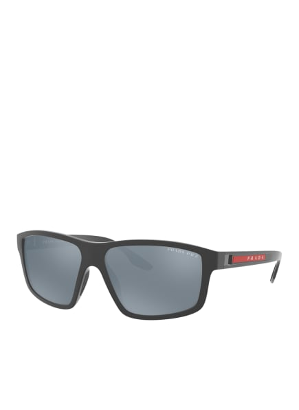 PRADA Sonnenbrille PS 02XS, Farbe: UFK07H - SCHWARZ/ GRAU (Bild 1)