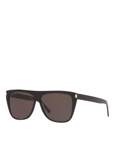 SAINT LAURENT Sonnenbrille 0YS000130, Farbe: 1330L1 - SCHWARZ/ TAUPE (Bild 1)