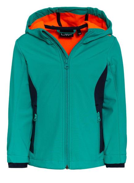 CMP Softshell-Jacke, Farbe: HELLGRÜN (Bild 1)