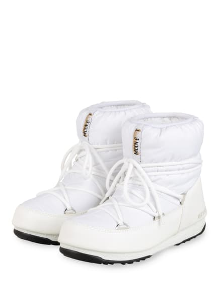 MOON BOOT Moon Boots NYLON LOW WP 2, Farbe: WEISS (Bild 1)