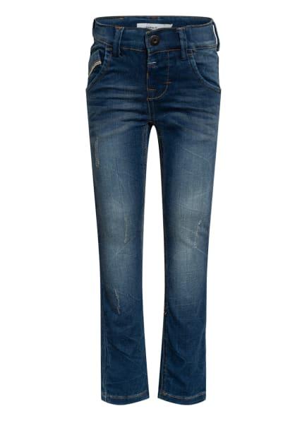 name it Jeans Super Skinny Fit , Farbe: BLAU (Bild 1)