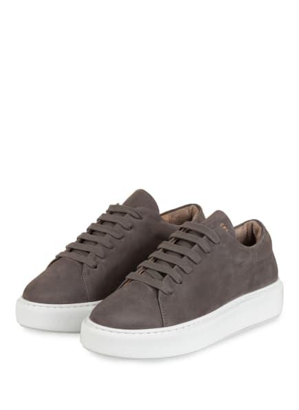 COPENHAGEN Plateau-Sneaker, Farbe: GRAU (Bild 1)