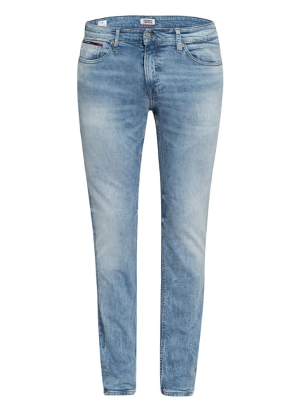 TOMMY JEANS Jeans Slim Fit , Farbe: 1AB CORRY LIGHT BLUE STRETCH (Bild 1)