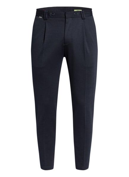 CINQUE Anzughose CIJUNO im Jogging-Stil Slim Fit, Farbe:  69 DUNKELBLAU MELIERT (Bild 1)
