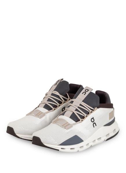 On Running Sneaker CLOUDNOVA, Farbe: WEISS (Bild 1)