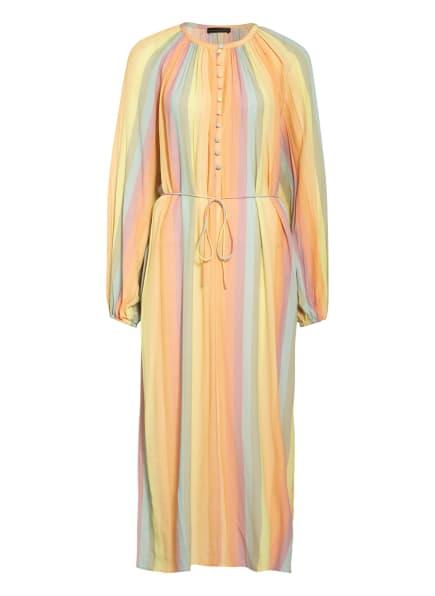 STINE GOYA Kleid ELIA, Farbe: HELLROT/ GELB/ MINT (Bild 1)
