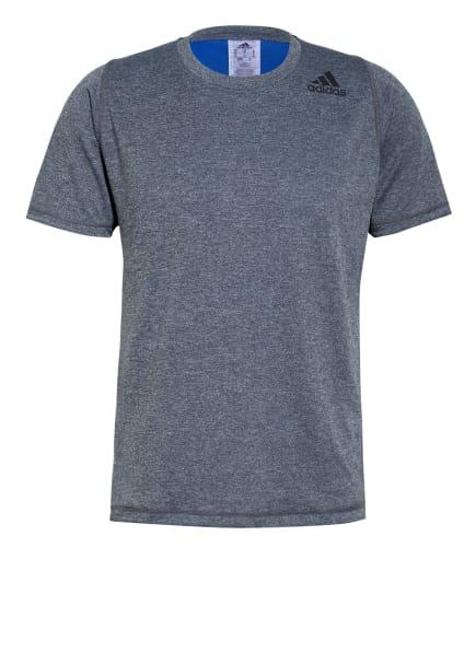 adidas T-Shirt , Farbe: DUNKELGRAU MELIERT (Bild 1)