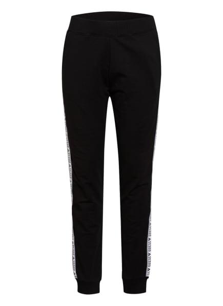 GUESS Sweatpants , Farbe: SCHWARZ/ WEISS (Bild 1)