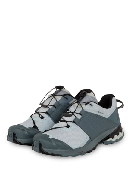 SALOMON Trailrunning-Schuhe XA WILD GTX, Farbe: GRAU/ SCHWARZ (Bild 1)